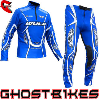 View Item Wulfsport 2013 Blue Trials Kit
