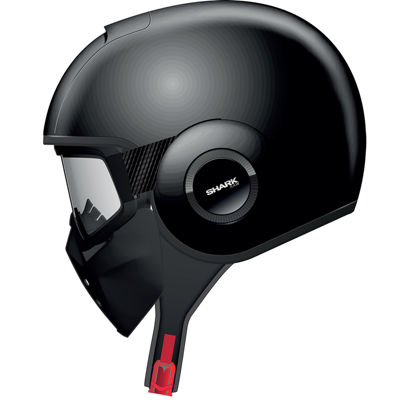 shark raw blank casque moto scooter masque jet int gral lunettes protection ebay. Black Bedroom Furniture Sets. Home Design Ideas