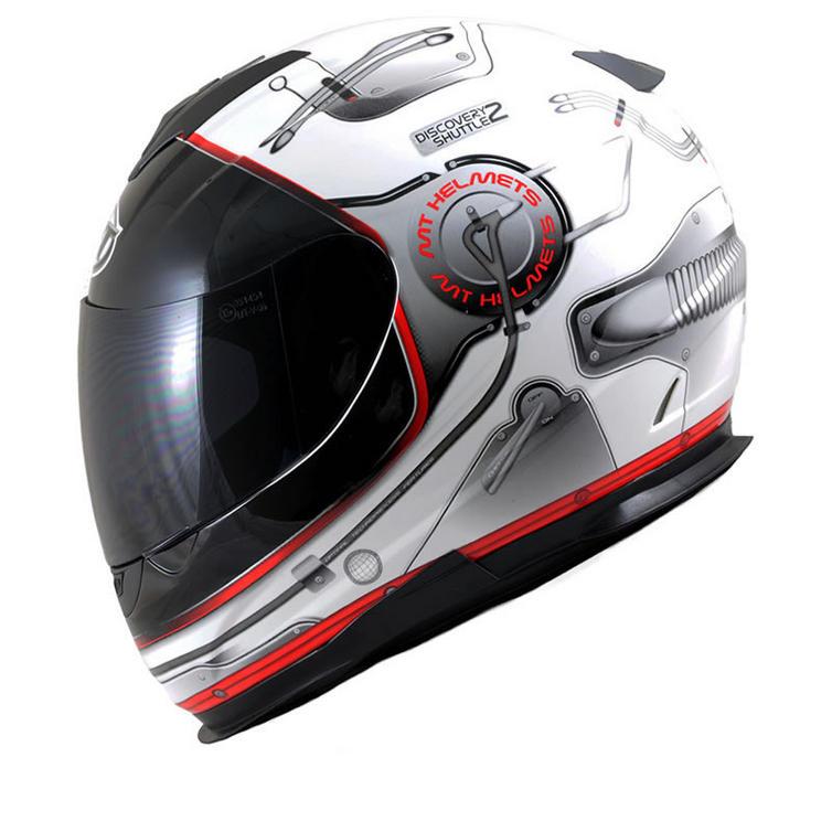 MT Thunder Lightning Stratosphere Motorcycle Helmet