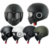 Shark Raw Blank Motorcycle Helmet + Free Balaclava + Neck Tube Thumbnail 3