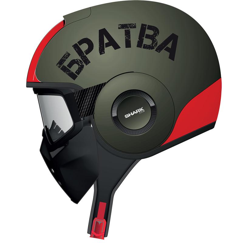 shark raw soyouz mat green motorcycle helmet grk matt. Black Bedroom Furniture Sets. Home Design Ideas