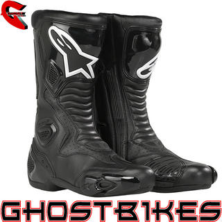 View Item Alpinestars S-MX 5 Vented Motorcycle Boots