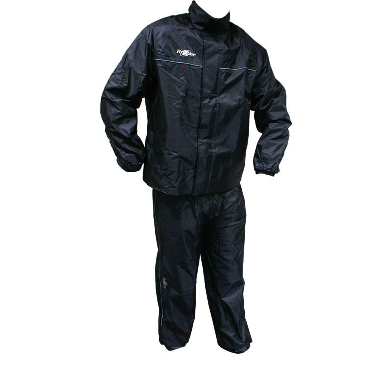 Roxter Waterproof Motorcycle Over Jacket & Trouser Kit