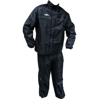 View Item Roxter Waterproof Motorcycle Over Jacket & Trouser Kit