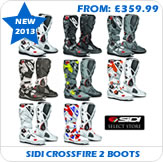 Sidi Crossfire 2