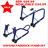 Oxford Paddock Stand