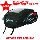 Oxford Mini Tankbag