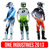 ONE INDUSTRIES 2013