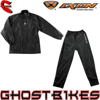 View Item Ixon Fog Over Jacket & Trouser Kit