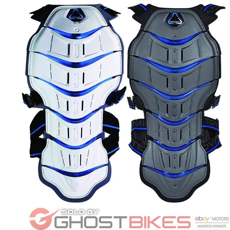 protection dorsale dos colonne tryonic feel 3 7 ce niveau 2 sport moto ski velo ebay. Black Bedroom Furniture Sets. Home Design Ideas