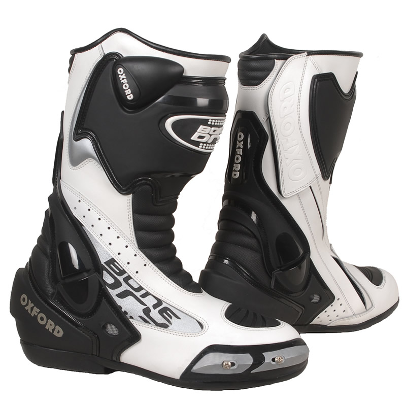 Oxford Bone Dry R9 Motorcycle Sports Boots - Clearance ...