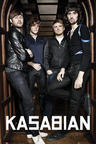 View Item Kasabian Archway Official Large Music Poster 61 x 91.5 cm Brand New