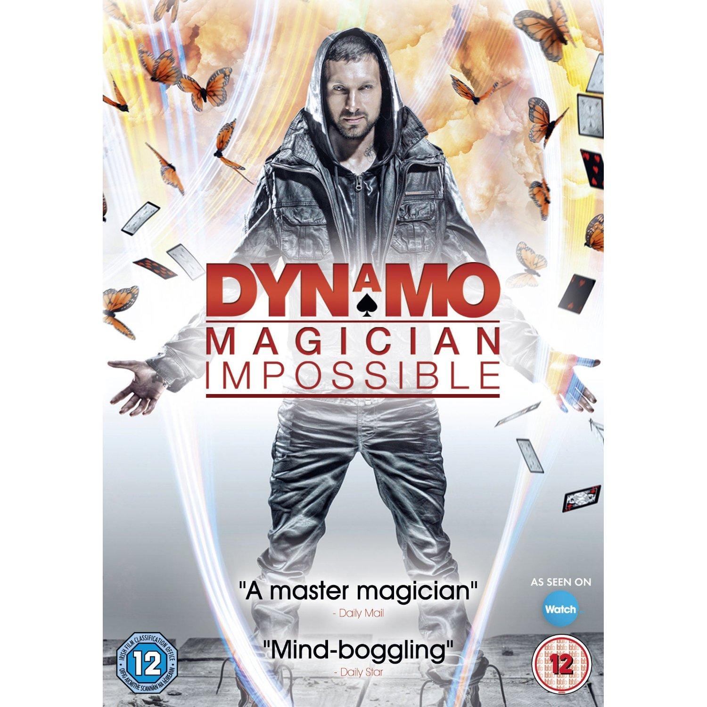 Dynamo Magician Impossible - Saison 1 [Complete]