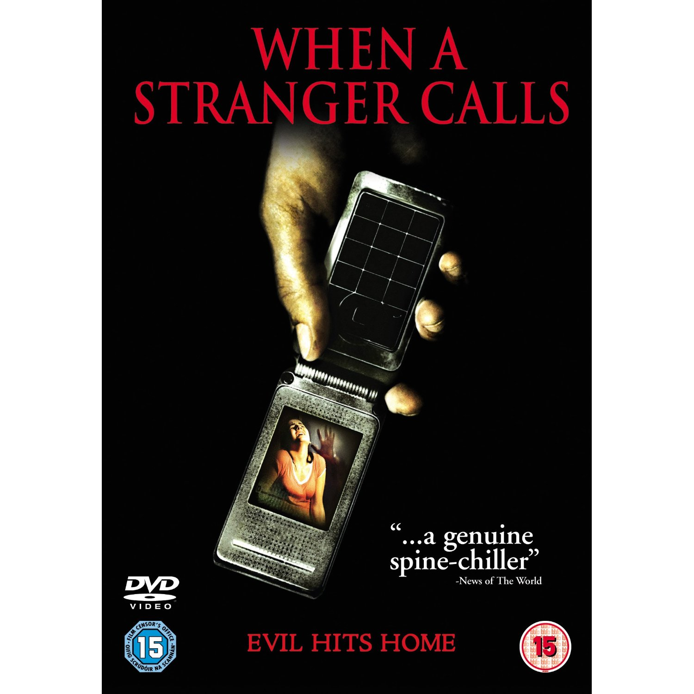 When A Stranger Calls 2006 Dvd Horror Thriller Movie