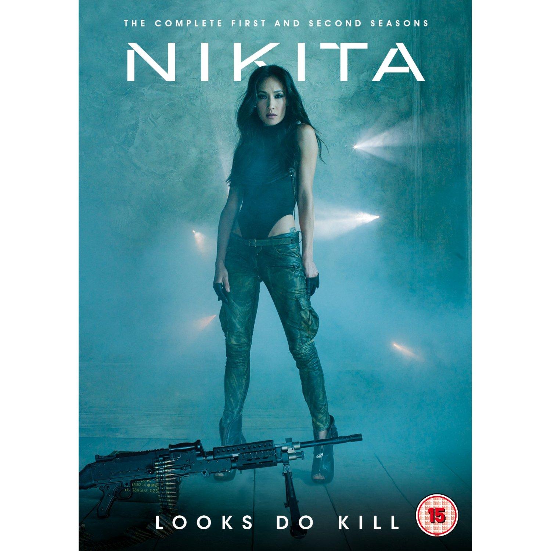 Nikita season 1 complete + extras behind the scenes etc hdtv tsv
