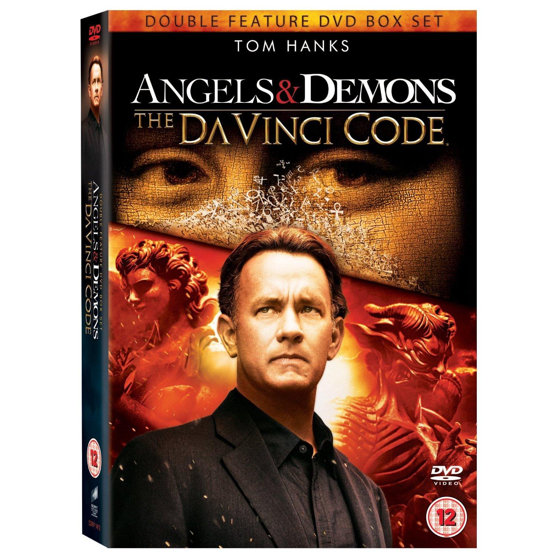 The Da Vinci Code / Angels & Demons DVD Movie Box Set