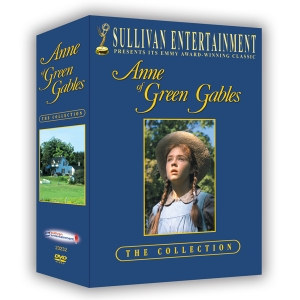Anne Of Green Gables Complete Series Dvd Box Set Region 2