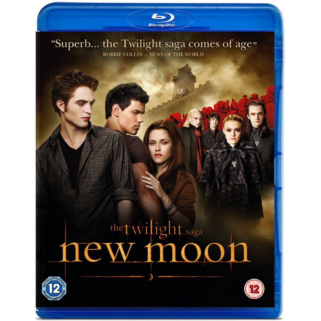 hd movies and tv shows the twilight saganew moon 2009