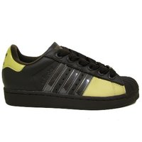 View Item ADIDAS SUPERSTAR II 2 BROWN ADICOLOR TRAINERS