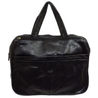 "View Item BLACK 16"" LAPTOP NOTEBOOK BAG WORK SCHOOL CARRY CASE"