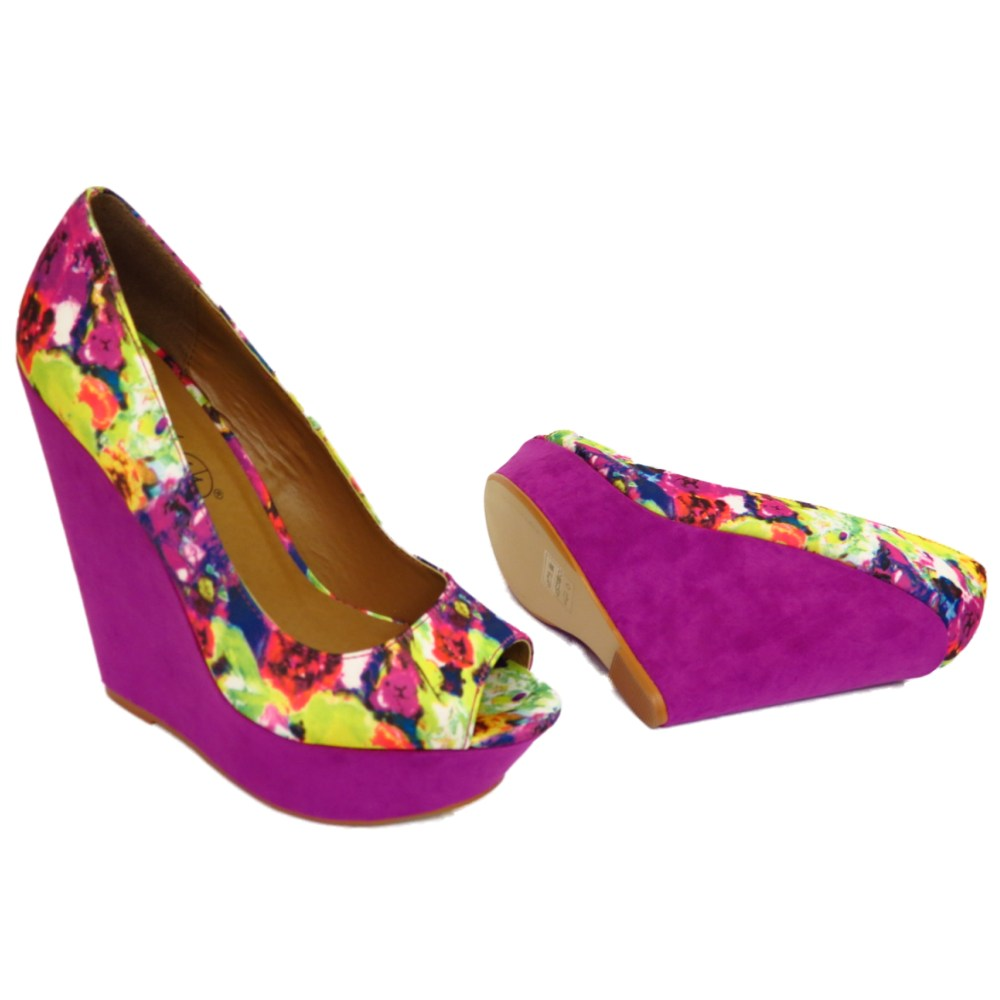 LADIES-PINK-OR-BLUE-FLORAL-PLATFORM-SUMMER-SANDAL-PEEP-TOE-WEDGE-SHOES-SIZES-3-8