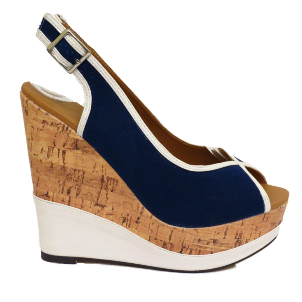 Coral Peep Toe Shoes Uk