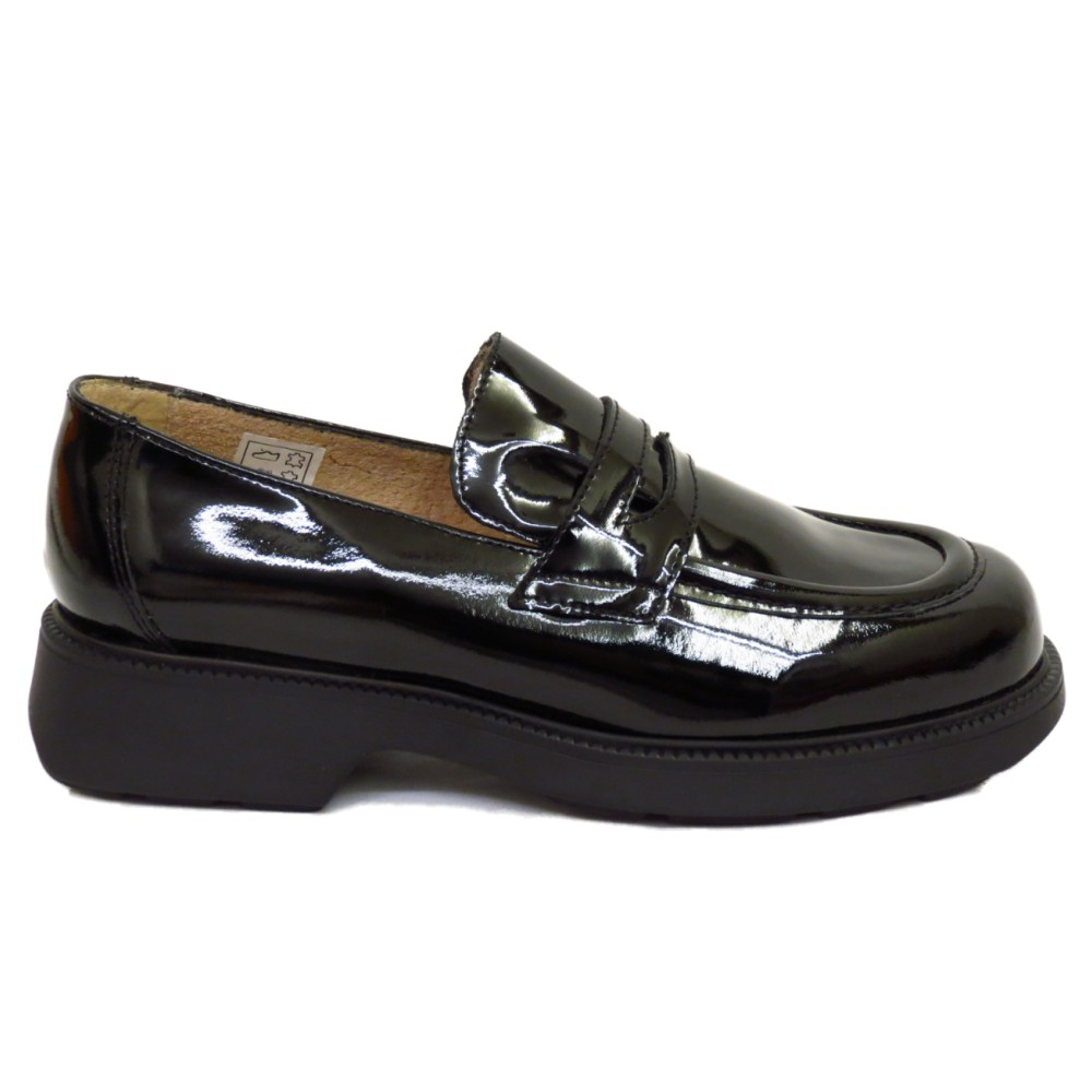 Find great deals on eBay for womens black patent loafers. Shop with confidence.