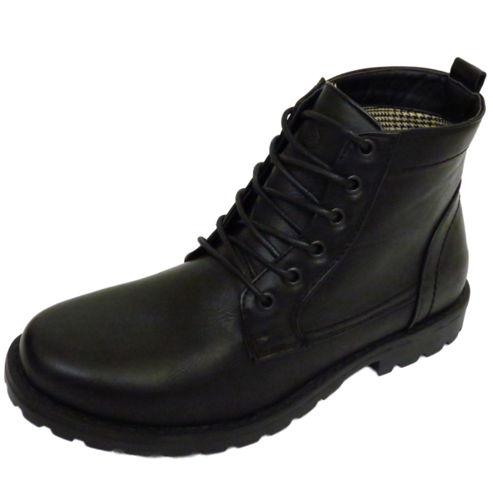 MENS-BLACK-EX-DESIGNER-LACE-UP-COMBAT-MILITARY-ARMY-ANKLE-BOOTS-SHOES-SIZES-6-12