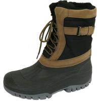 View Item MENS WARM WINTER SNOW MOON MUCKER WELLINGTON WELLIES BOOTS SHOES SIZE 7-12