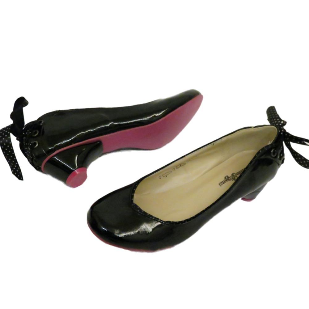 Size  Kitten Heel Shoes