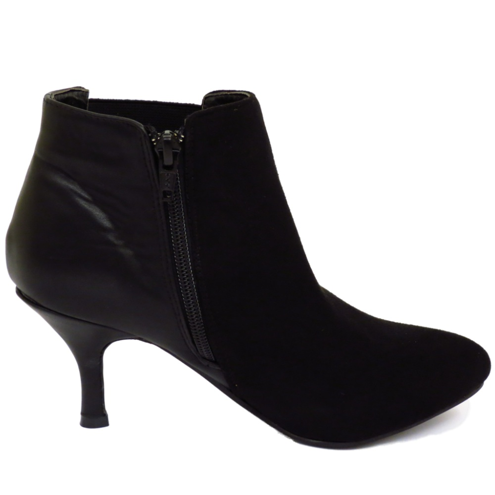 Free shipping BOTH ways on black suede kitten heel boots, from our vast selection of styles. Fast delivery, and 24/7/ real-person service with a smile. Click or call