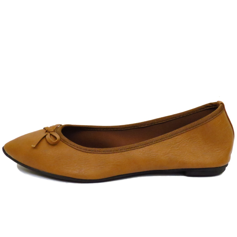 Tan Ballet Shoes Uk