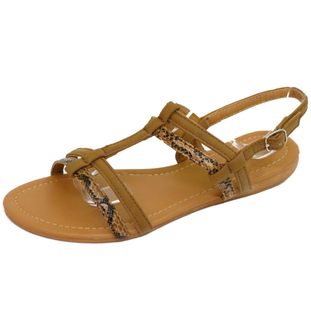 Discover the latest styles of women's flat sandals! Find your fit at Famous Footwear!