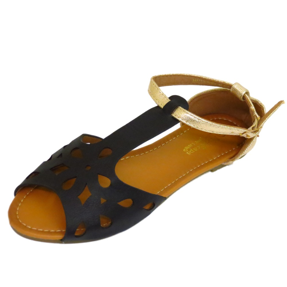 womens ladies flat t-bar pumps cut out mary jane retro school shoes size new sz.