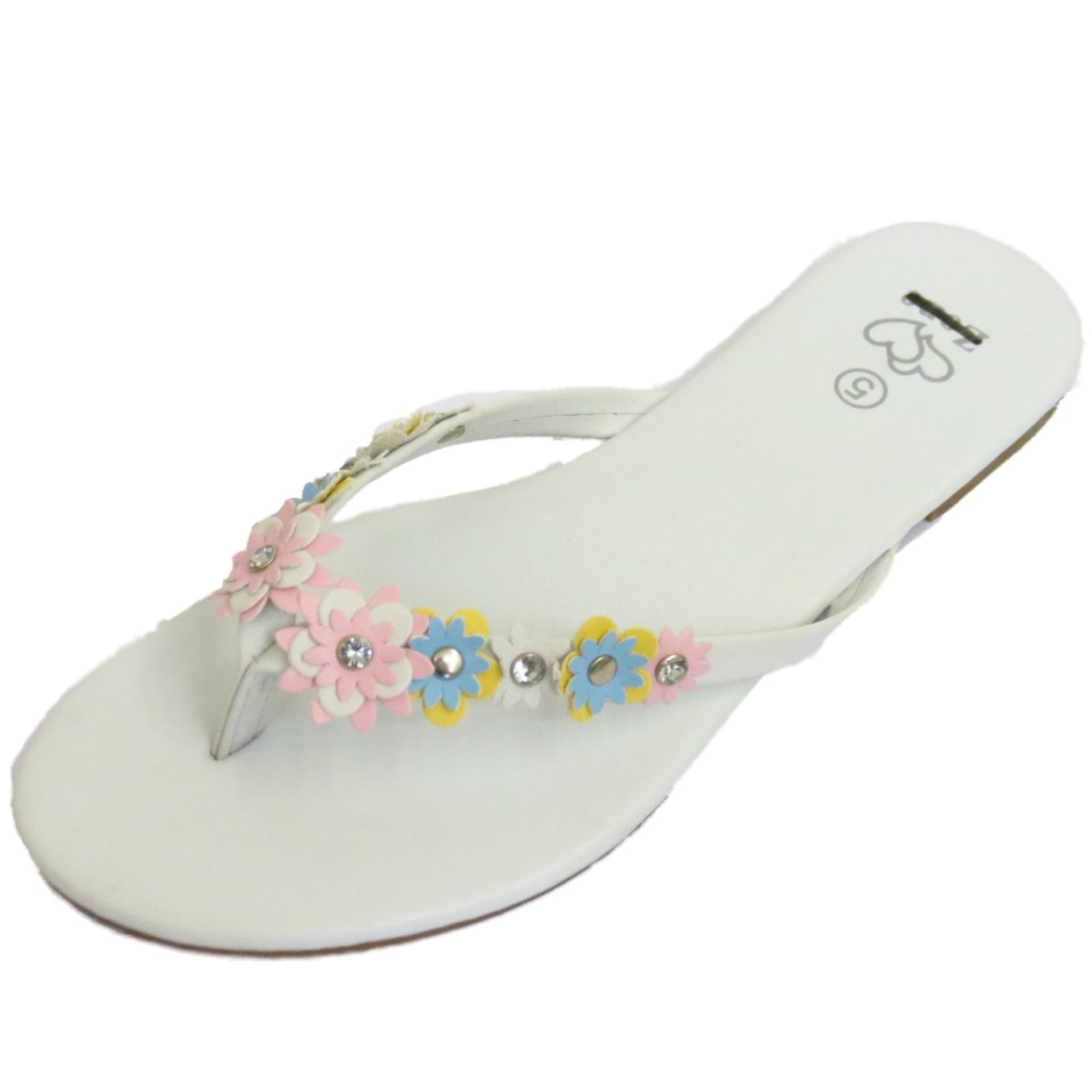 Buy ladies white flip flops cheapup to 53 discounts ladies white flip flops mightylinksfo
