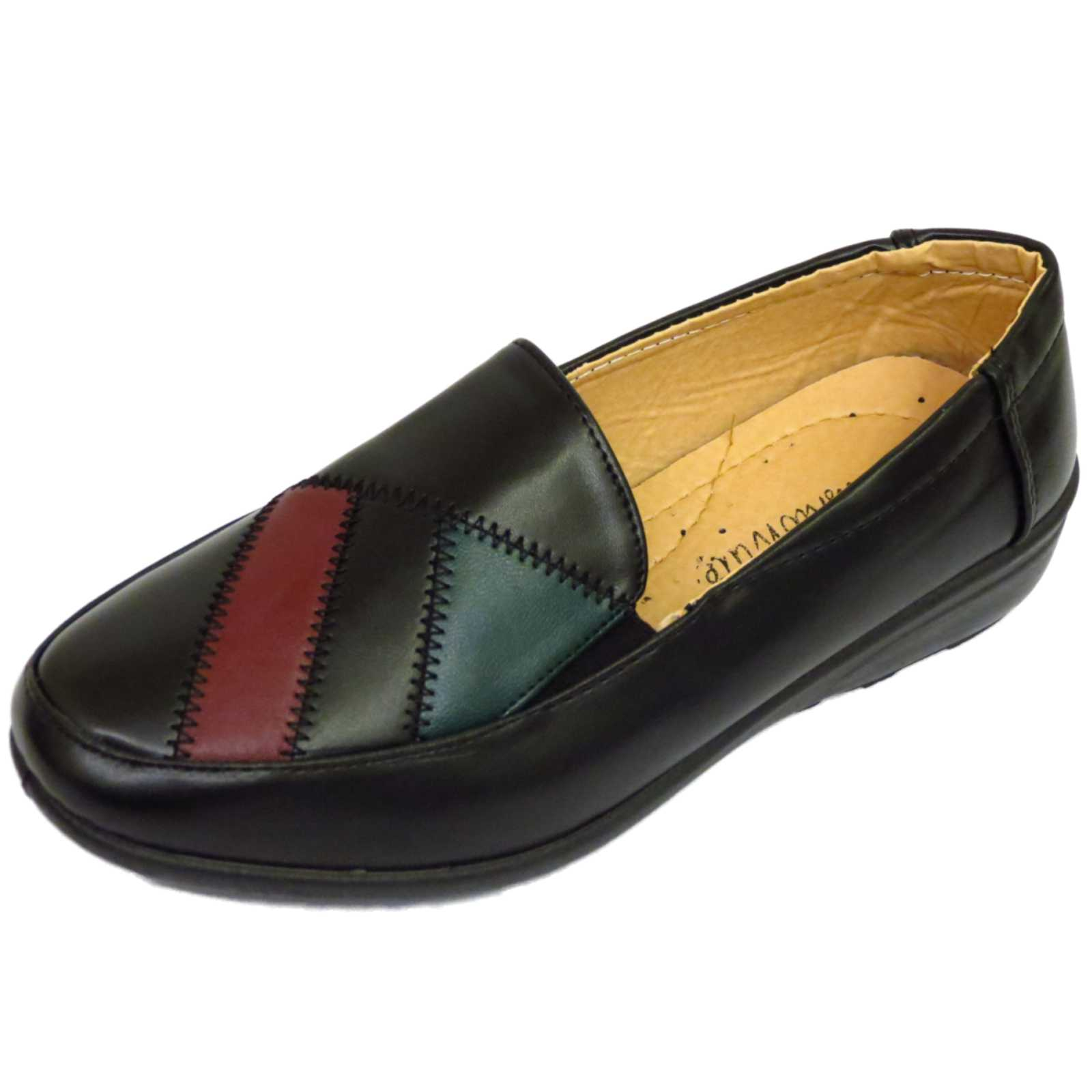 LADIES-SMART-WORK-COMFORT-ABLE-SLIP-ON-LOAFERS-SECRETARY-WOMENS-SHOES-SIZES-3-8