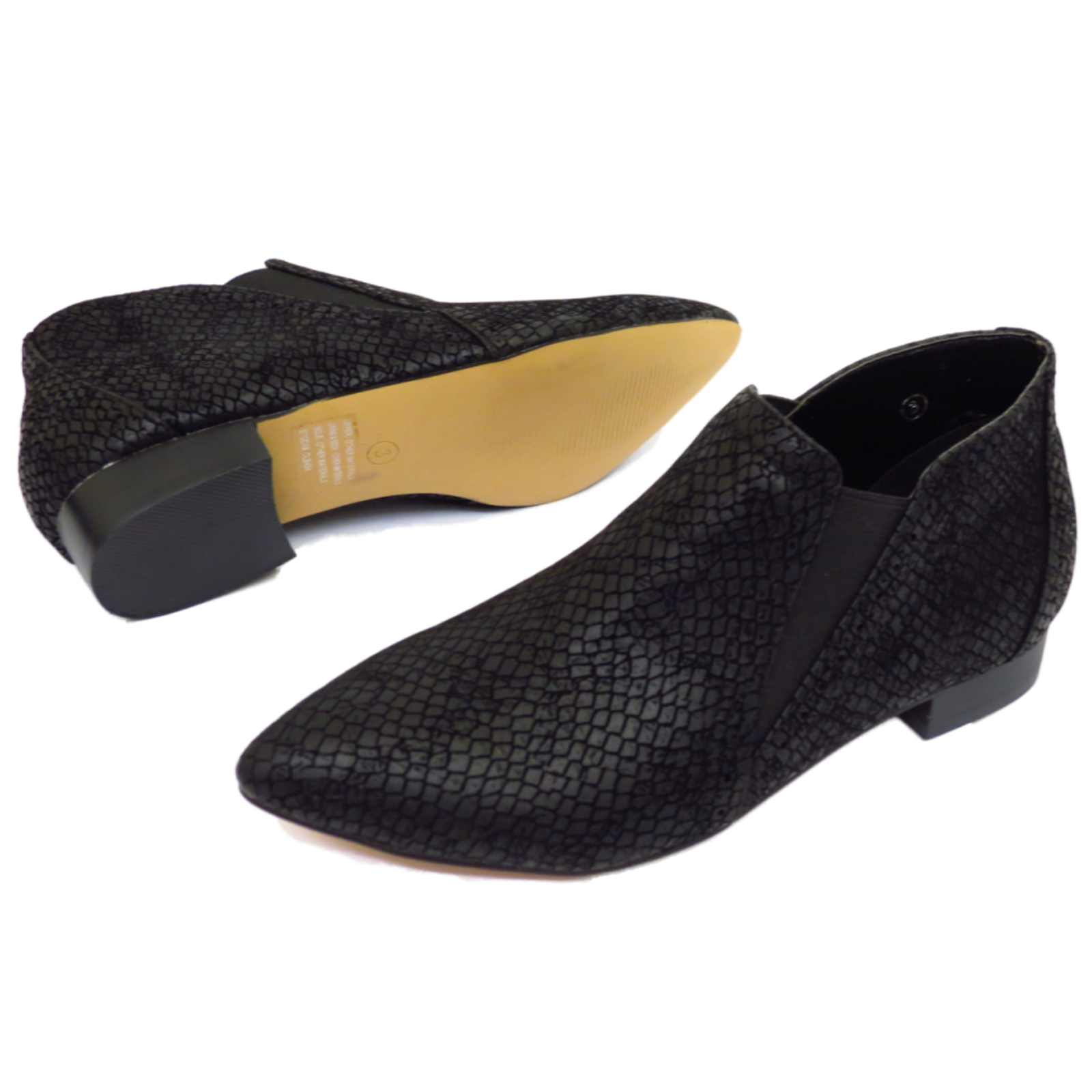 Free shipping BOTH ways on black pointed toe shoes, from our vast selection of styles. Fast delivery, and 24/7/ real-person service with a smile. Click or call