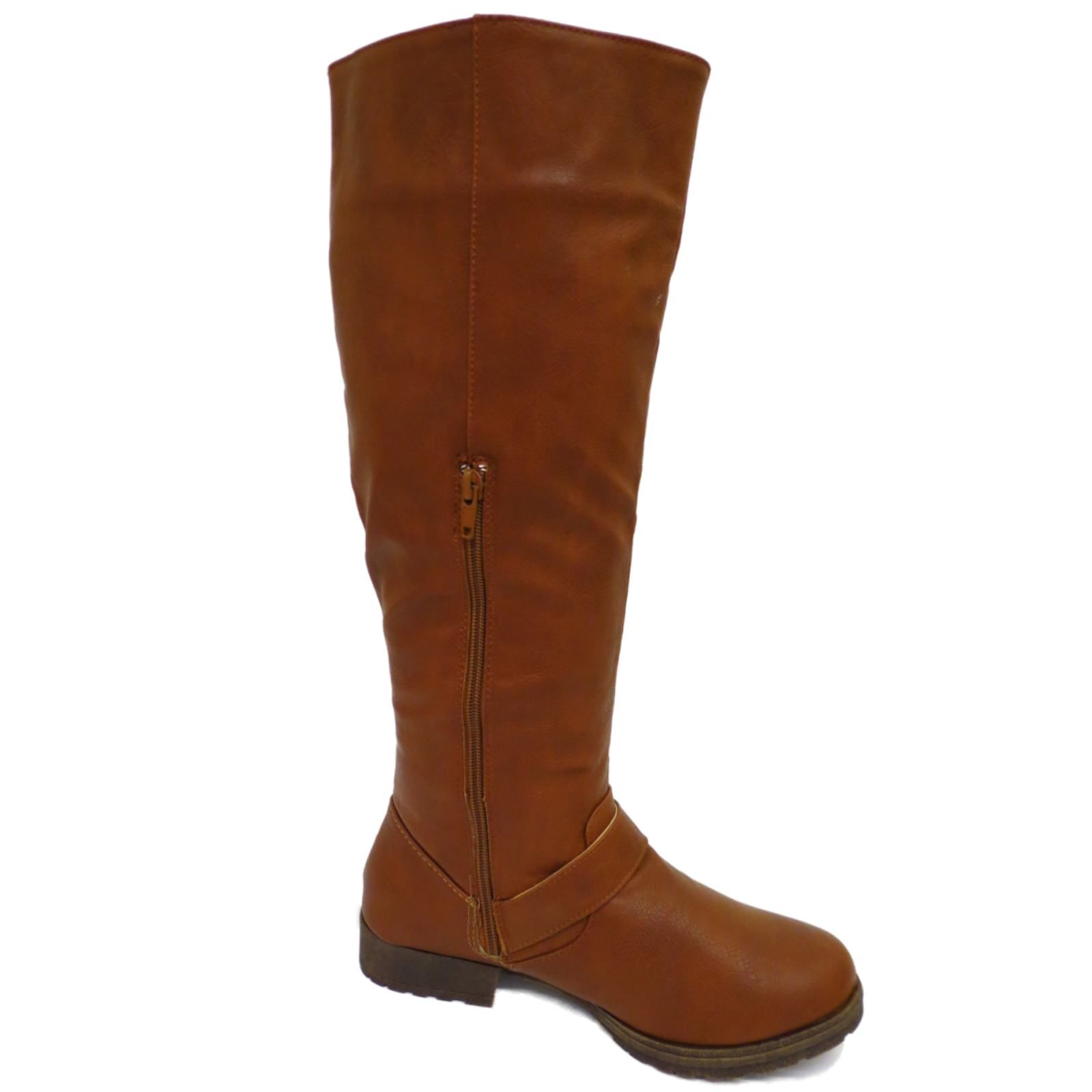 flat brown boots how to wear