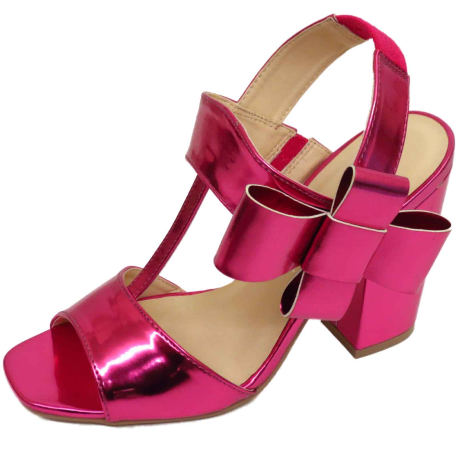 Dolcis Block Heel Shoes