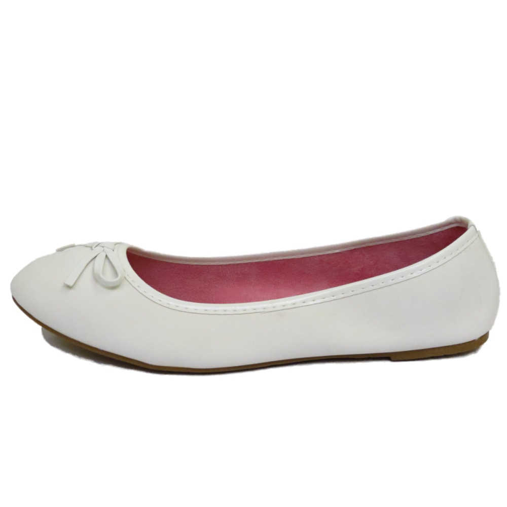 Womens Casual Slip On Shoes White