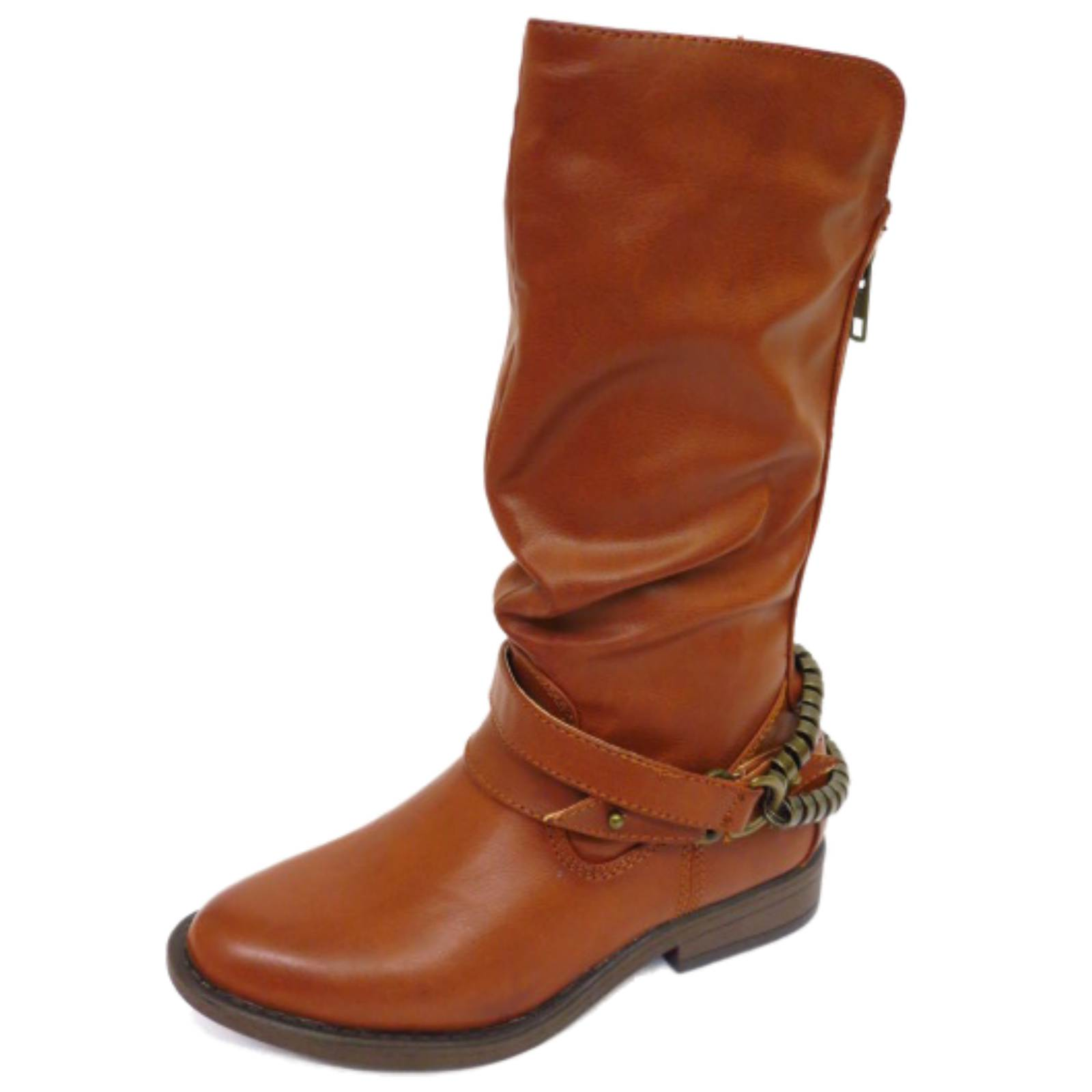 Kids flat heel roper boots are a hit with all kids, whether they ride horses or not. Roper boots for kids are not just functional for the western riders, they are fashionable and comfortable for kids of all ages.