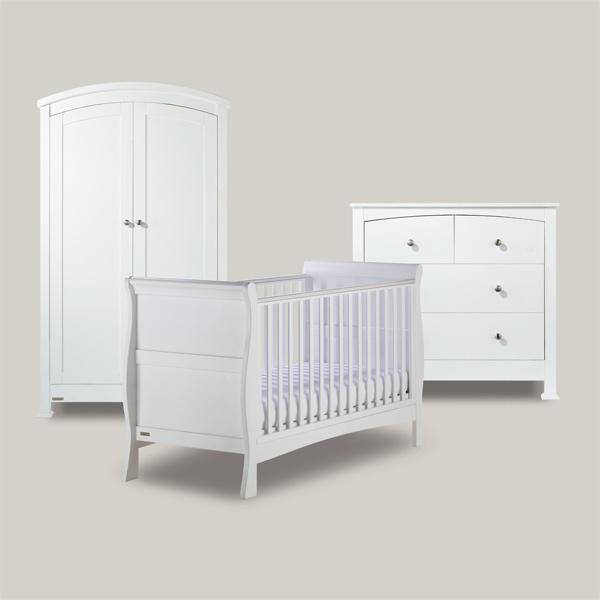Izziwotnot Bailey 3 Piece Nursery Furniture Room Set Ebay