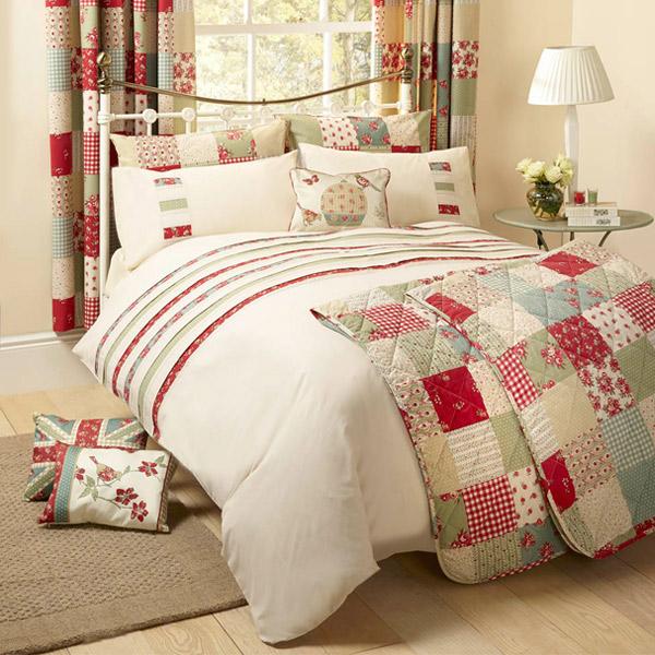 Dreams 'N' Drapes Petticoat Bird Cage Applique Boudoir Cushion Cover