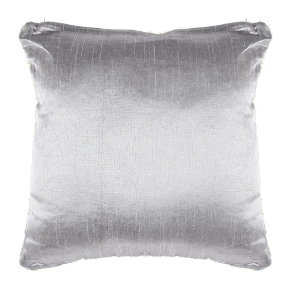 Panache Tara Ribbed Cushion Cover, 43 x 43 Cm