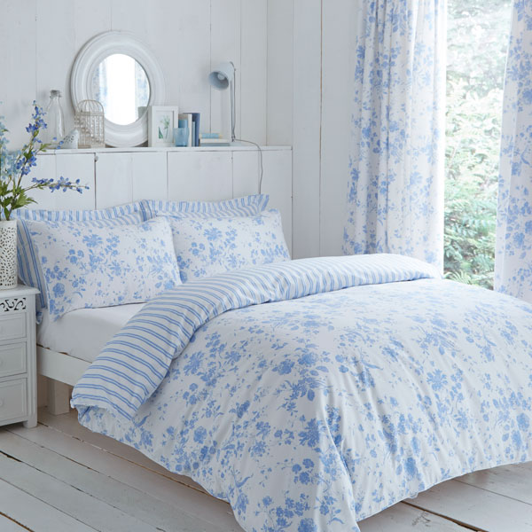 Charlotte Thomas Amelie Floral Toile Piped Duvet Cover. Charlotte Thomas Amelie Floral Toile Piped Duvet Cover Set   eBay