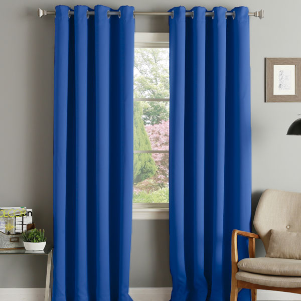 Two Panel Shower Curtain Lights and Curtains