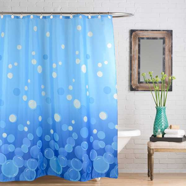 Linens Limited Circles Shower Curtain   eBay