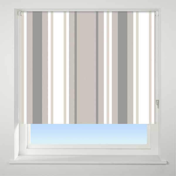 universal patterned thermal blackout roller blinds. Black Bedroom Furniture Sets. Home Design Ideas