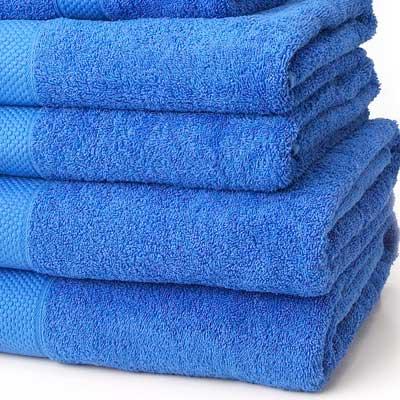 Serviette de bain 100 coton turc bleu roi ebay - Serviette de table bleu roi ...