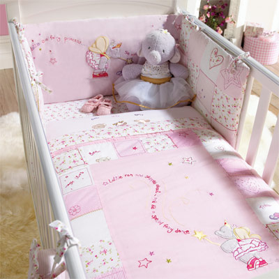 patchwork cot bedding 2